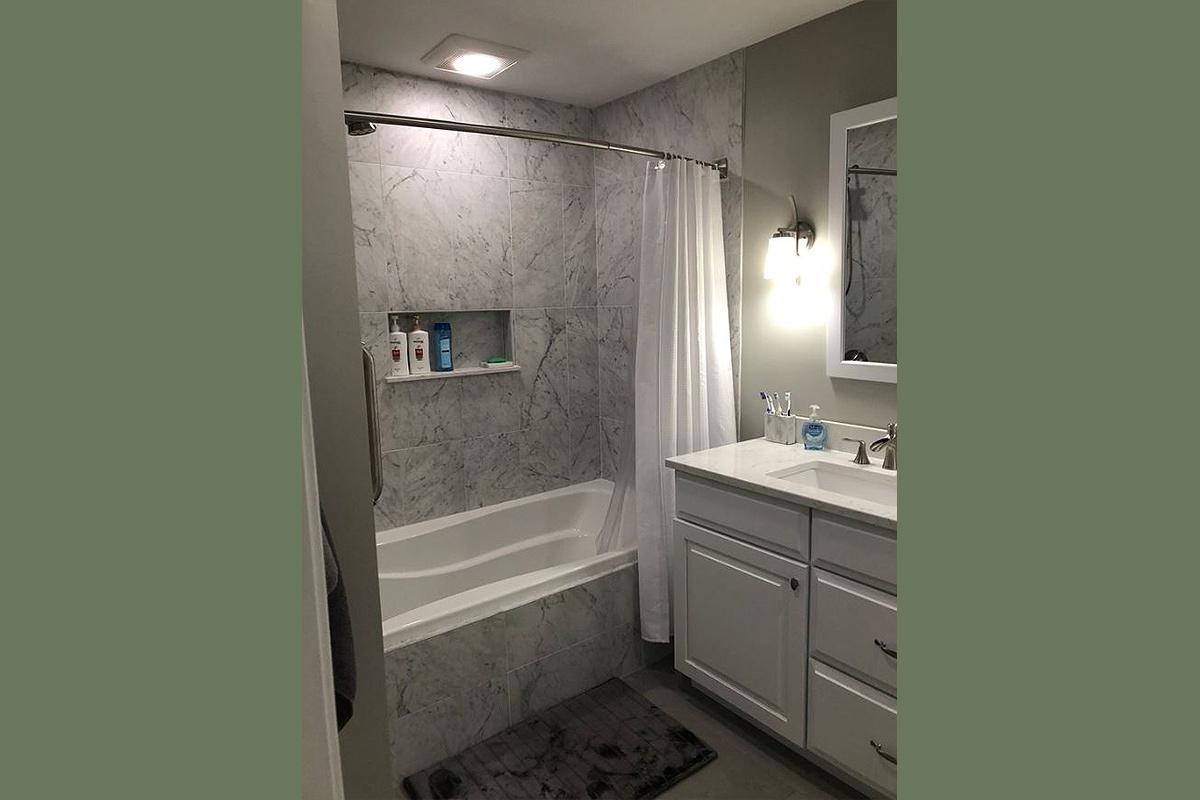 St. Albans Bathroom Remodel