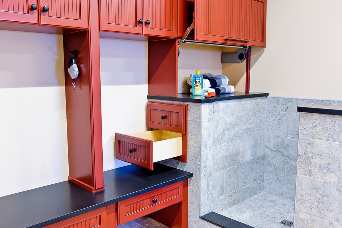 Williston Mudroom