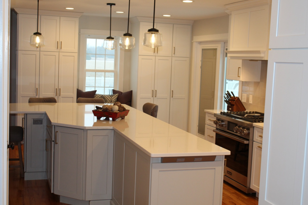 Grande Isle Kitchen and Master Bath